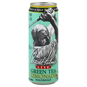 ARIZONA H&H GREEN TEA LEMONADE LITE 23Z / 24CT