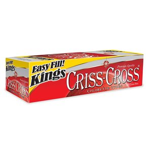 CRISS CROSS TUBES RED KG 5CT
